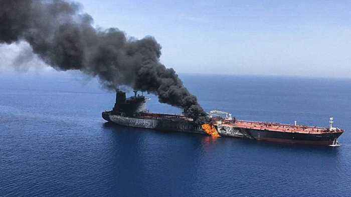 Iran categorically rejects 'U.S. unfounded claims' on attacks to oil tankers