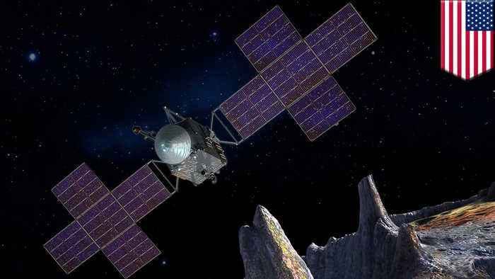 NASA to launch a mission to explore a metal asteroid