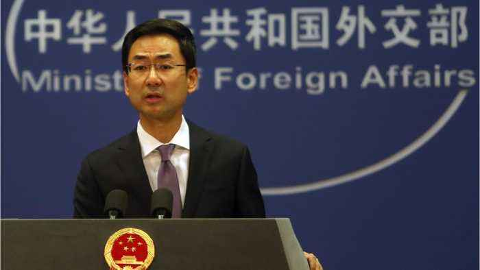 China Urges Caution Following Tanker Attacks In Gulf Of Oman