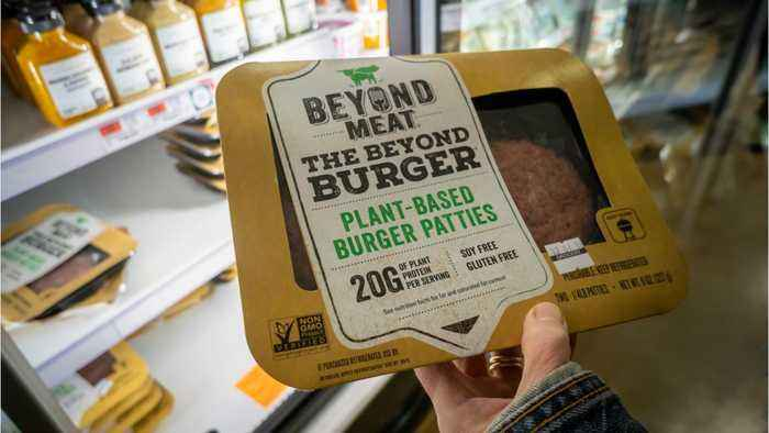 Beyond Meat Soars On Reports Of Impossible Burger Shortages