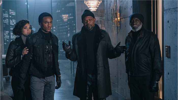 Critics Give The Shaft To 'Shaft'