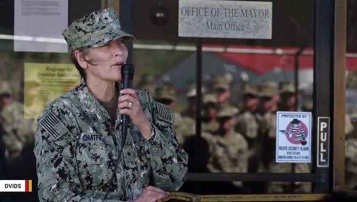Naval War College Names First Female President