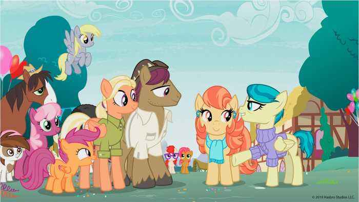 'My Little Pony' To Introduce Lesbian Couple Characters