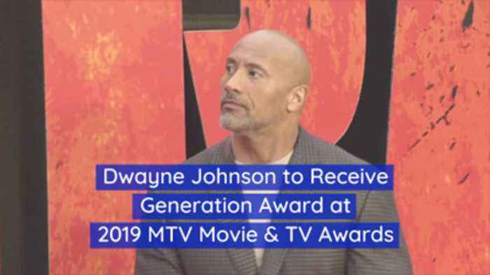 Dwayne Johnson Joins Other Celebrities With This Award