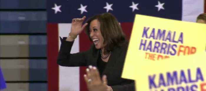 Kamala Harris to campaign in Las Vegas this weekend