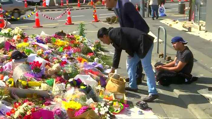 Christchurch shootings suspect pleads not guilty