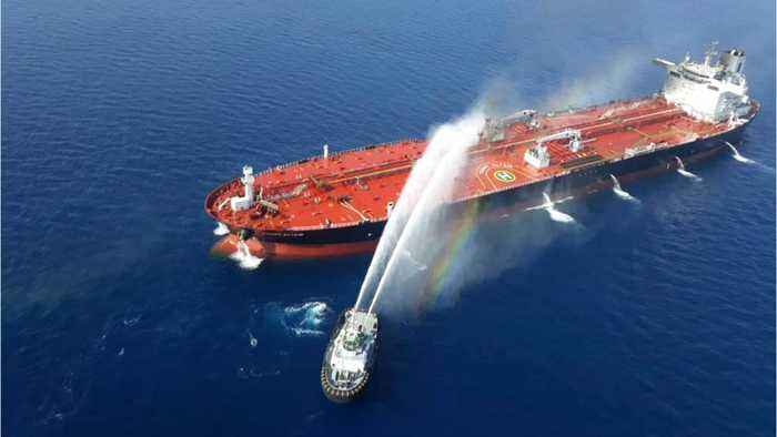 Kremlin says too early to draw conclusions on oil tanker attacks
