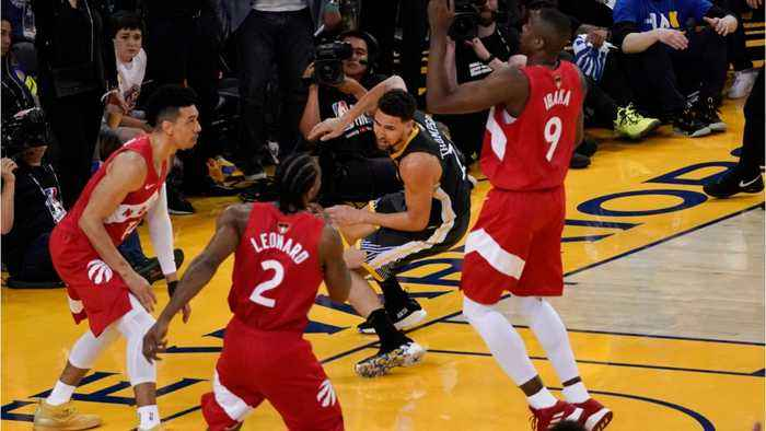 Klay Thompson tore ACL in loss
