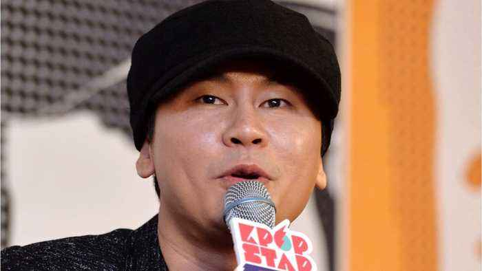 K-Pop Label YG's Founder Resigns Amid Scandals