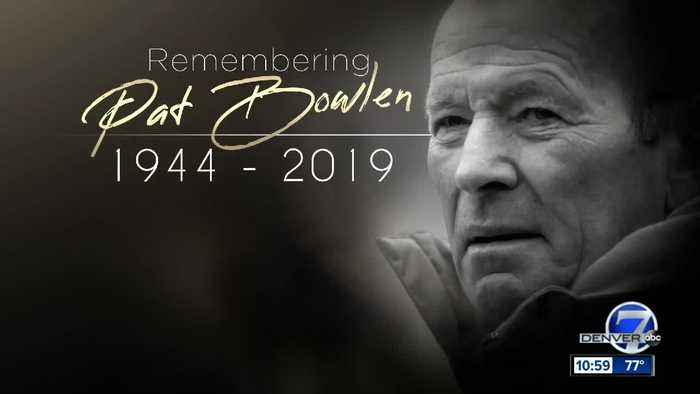 Denver Broncos owner Pat Bowlen has died at the age of 75, family says in statement