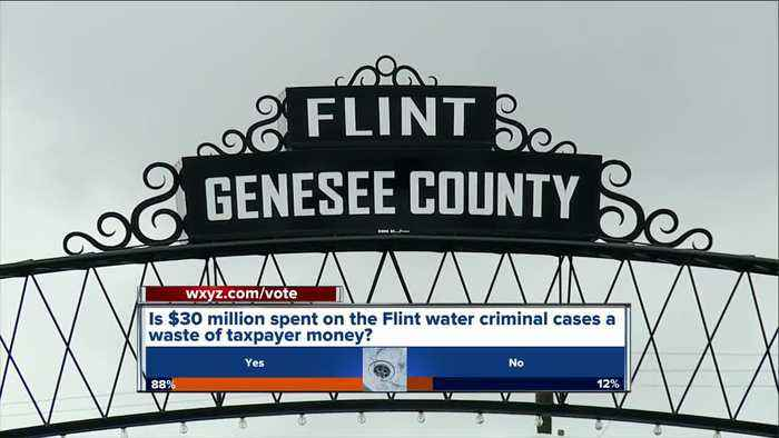 Flint Water Crisis criminal case price tag so far: $30 Million of your money and counting