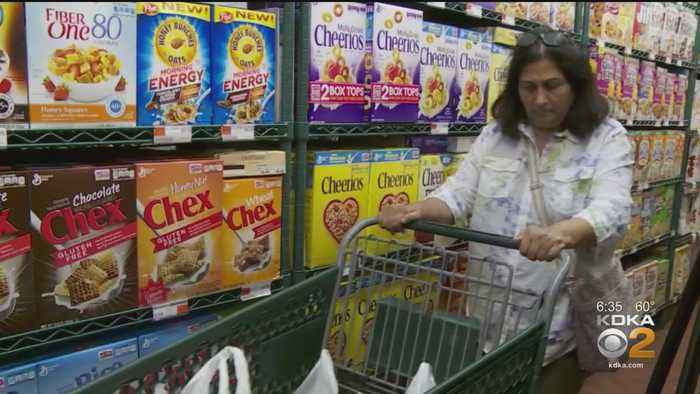 Weed Killer Found In Popular Cereals And Granola Bars