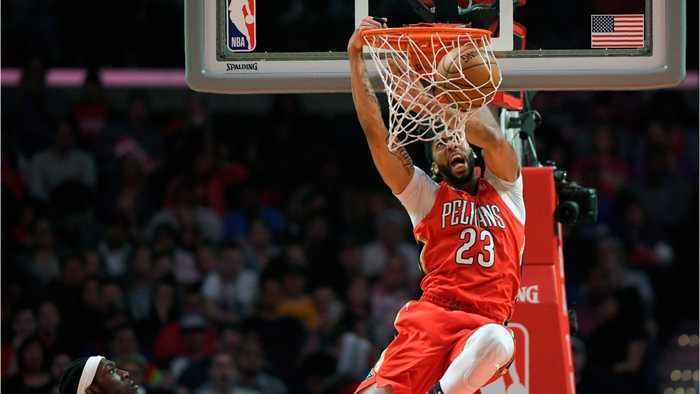 Lakers And Pelican In Heated Talk Surrounding Anthony Davis