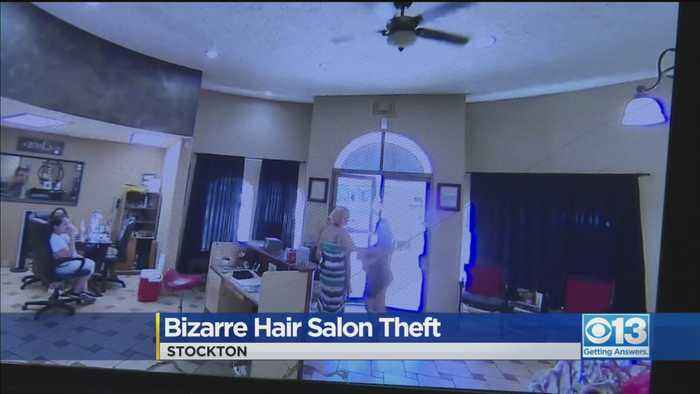 No Charges Pressed In Hair Salon Theft