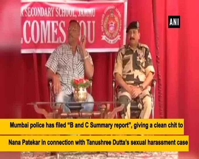 Tanushree Dutta Nana Patekar case Police files closure report no evidence found against actor