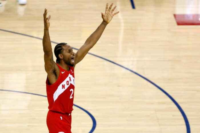 Raptors Win First NBA Championship in Franchise History