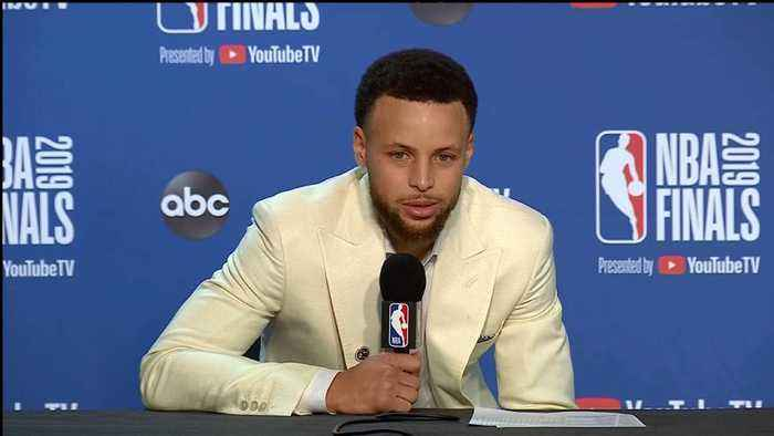 Post Game: Stephen Curry