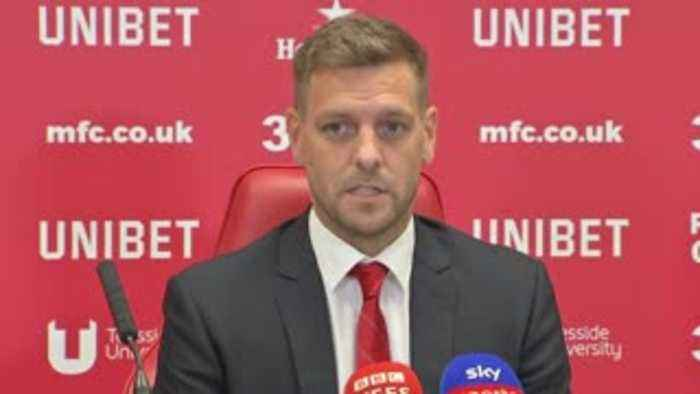 Woodgate confirmed as Middlesbrough boss