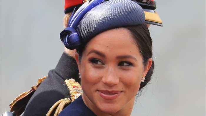 Meghan Markle Is Now 'The Most Influential Royal Fashion Icon'