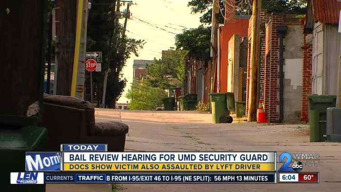 Woman assaulted in Lyft, then raped by security guard