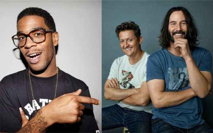 Kid Cudi Joins Cast of 'Bill & Ted Face the Music'
