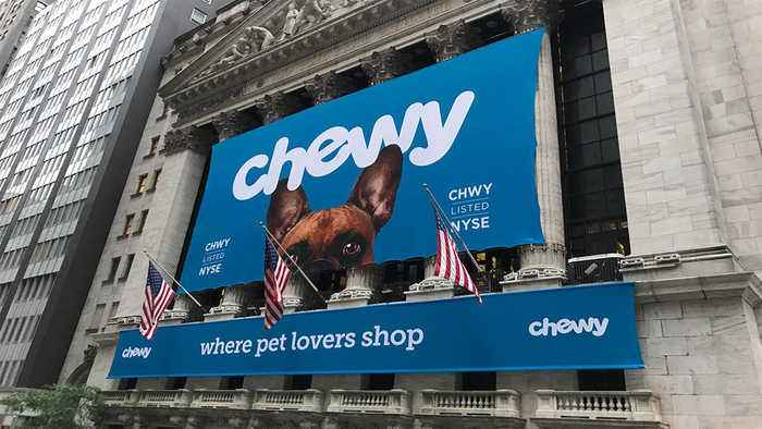 Chewy Let The Dogs Out