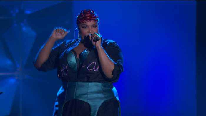 Missy Elliott, Lizzo At The 2019 Songwriters Hall Of Fame Gala