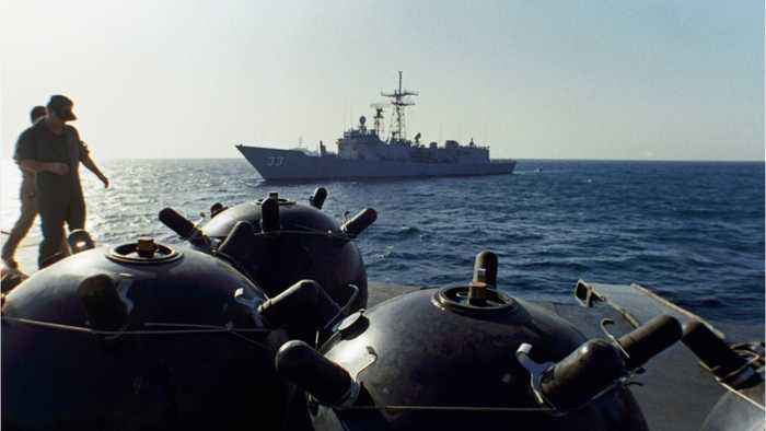 Germany: U.S video not enough to attribute blame over oil tanker attacks