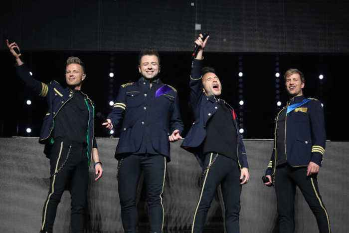 Westlife's comeback was inspired by Beyonce documentary