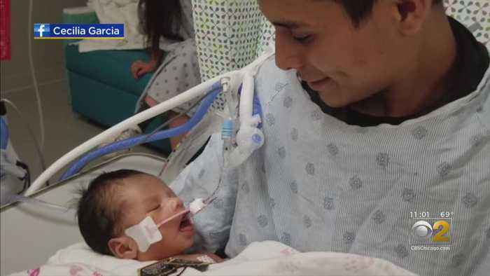 Cut From Slain Mother's Womb, Baby Yovanny Lopez Dies
