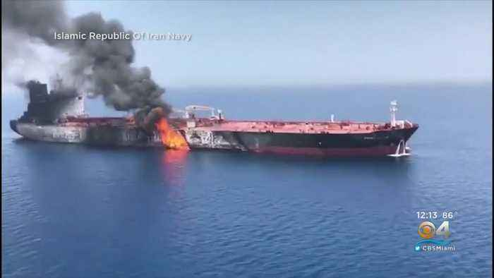 Iran Minister Denies They Were Responsible For Tanker Attack