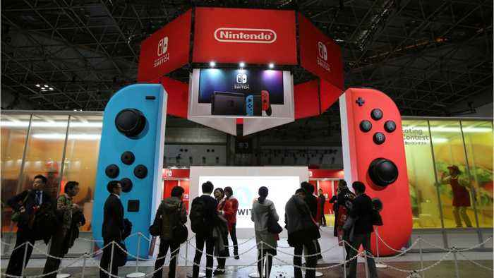 Nintendo Switch Game Lineup Revealed At E3