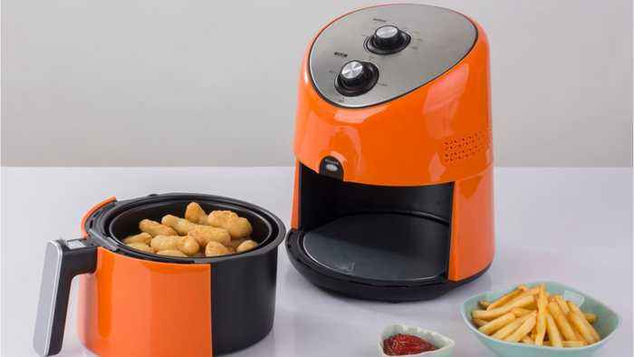 For A limited Time, The Ninja Air Fryer AF101 Is 30% Off On Amazon