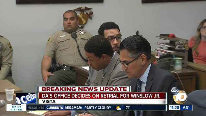 Retrial scheduled for Kellen Winslow II