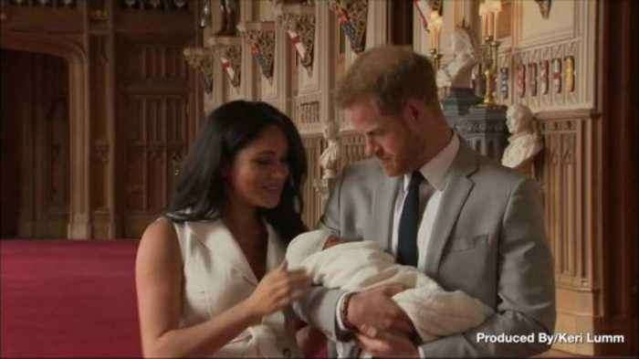 Prince Harry and Meghan Markle Reportedly Have a Nanny