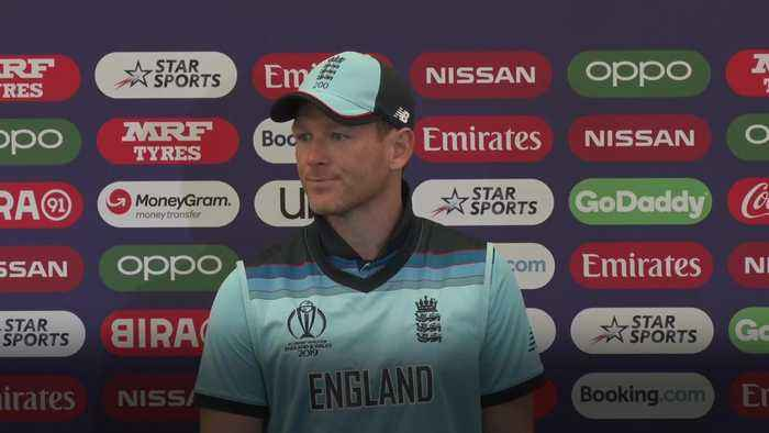 England not at 'panic stations' over injuries, says Morgan