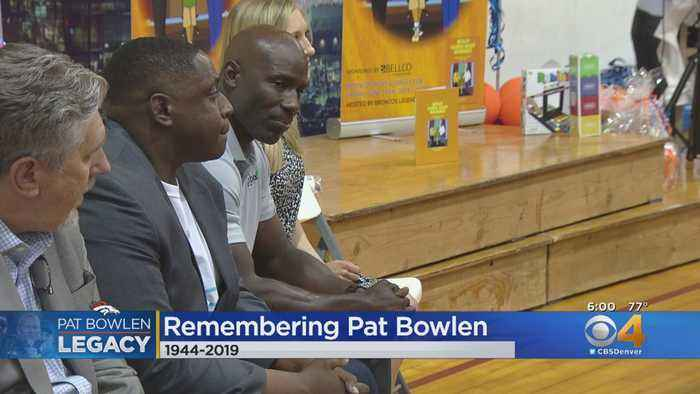 Former Broncos Players Remember Pat Bowlen