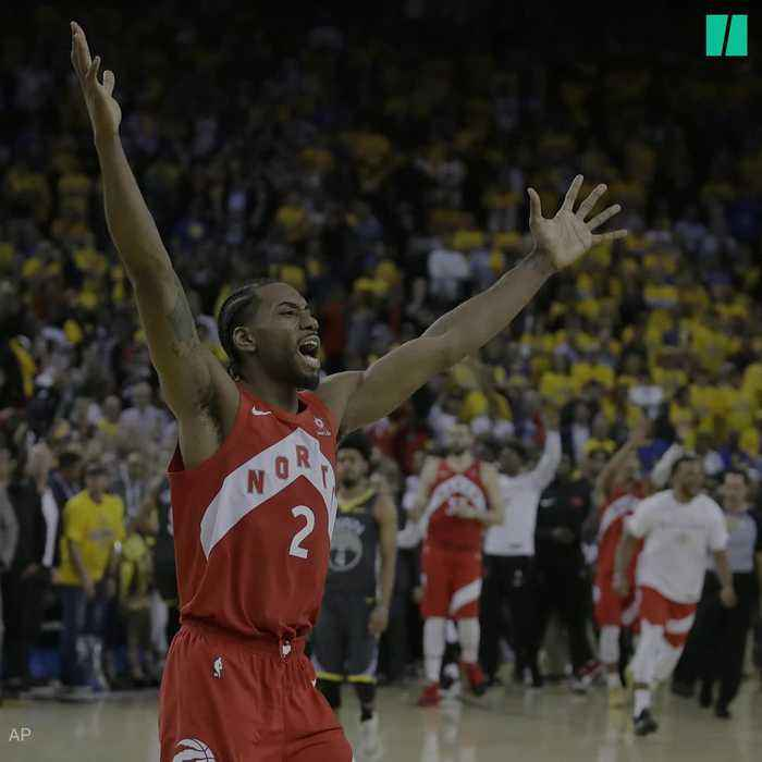 Toronto Seems To Always Win Sports In 6 Games