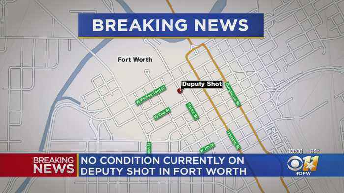 Authorities Working On Report Of Deputy Shot In Fort Worth