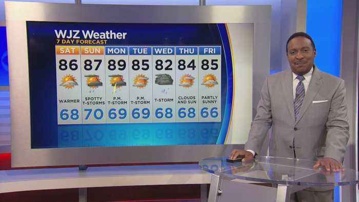 Meteorologist Tim Williams Has Your Updated Forecast