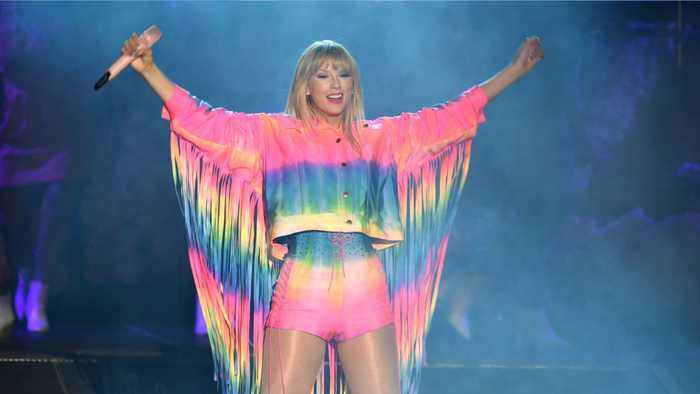 Taylor Swift Gives Pride Month Show At Stonewall Inn