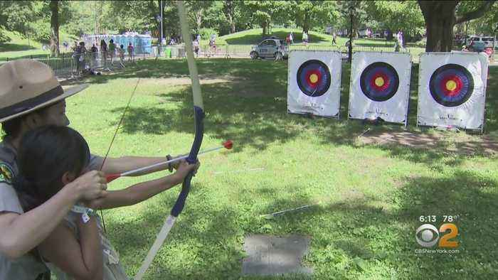 Adventures NYC Provides Free Day of Fun For Kids