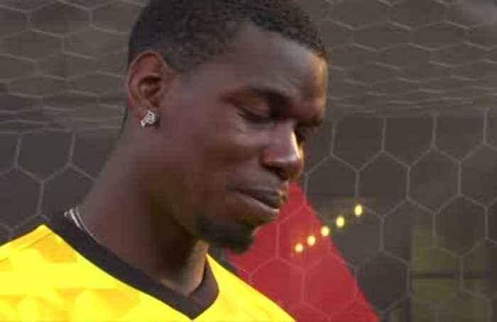 'A good time for a new challenge', says Pogba