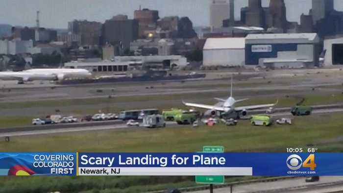 coloradan Details Scary, Hard Landing In New Jersey