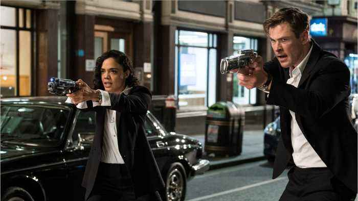 'Men in Black: International' Flops At The Box Office
