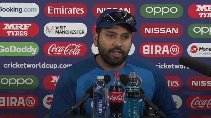 Rohit Sharma: India are 'heading in the right direction' after victory over Pakistan