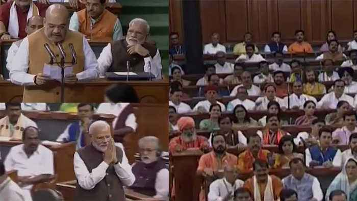 Amit Shah takes oath as 17th Lok Sabha session begins | Oneindia News