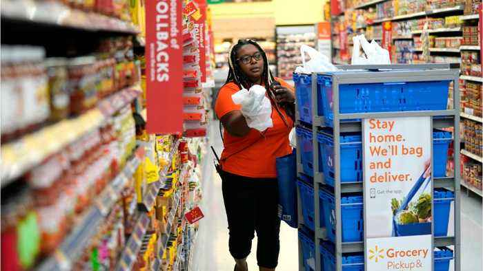 Walmart Grocery Offers Unlimited Deliveries For $98 Per Year