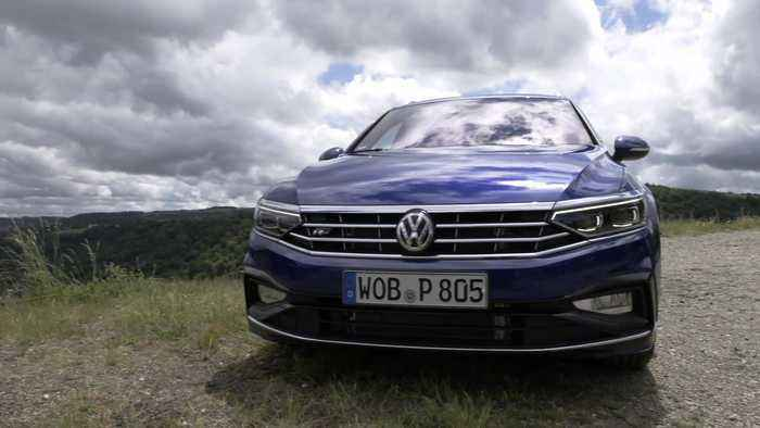 2019 Volkswagen Passat Estate R-Line Design