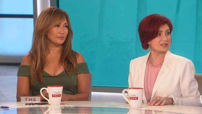 The Talk - Sharon Osbourne Slams O.J. Simpson's Twitter Rant; 'He's a psychopath' and 'narcissist'